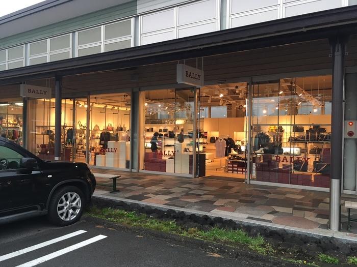 【BALLY】軽井沢プリンスショッピングプラザ店のサムネイル