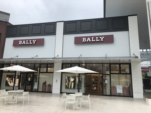 【BALLY】THE OUTLETS HIROSHIMA店