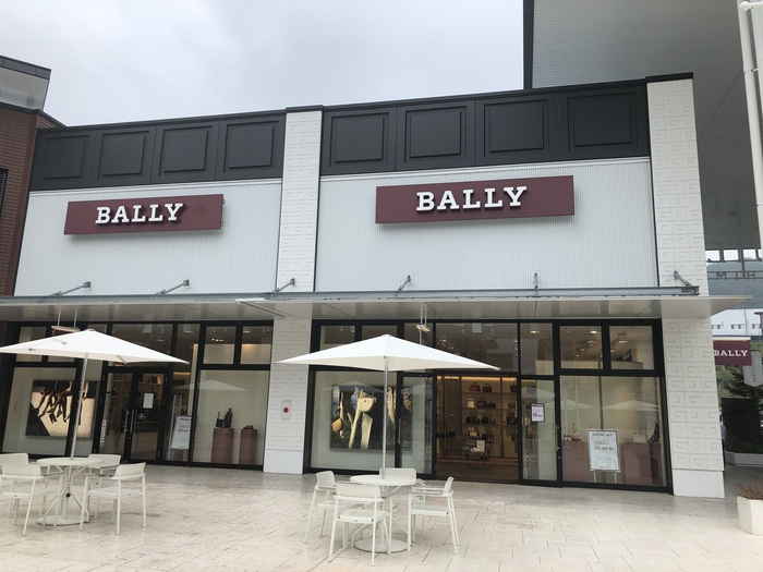 【BALLY】THE OUTLETS HIROSHIMA店のサムネイル
