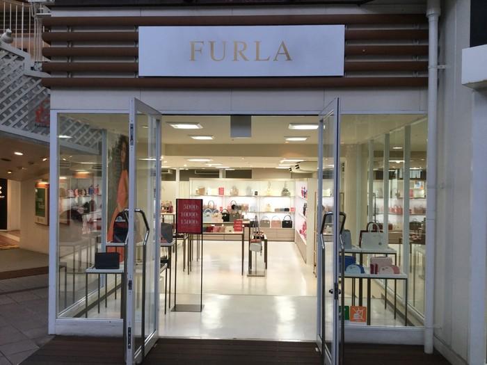 【FURLA】三井アウトレットパーク大阪鶴見店のサムネイル