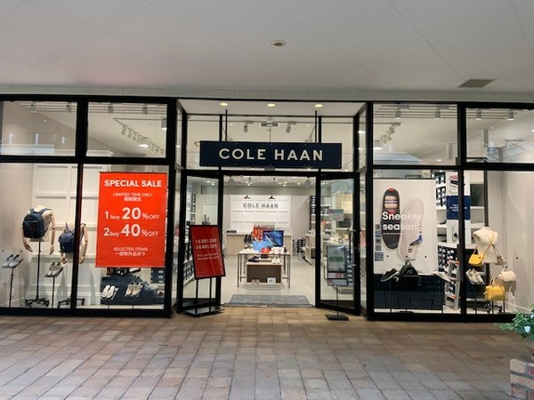【COLE HAAN】 レイクタウンアウトレット店